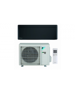 CLIMATIZZATORE CONDIZIONATORE DAIKIN BLUEVOLUTION INVERTER SERIE STYLISH TOTAL BLACK FTXA50BB WI-FI 18000 BTU/H CLASSE A+++ GAS R 32