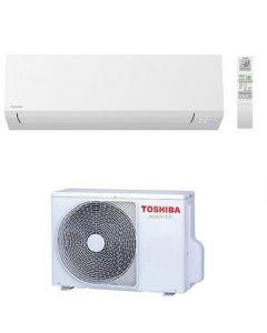 CLIMATIZZATORE CONDIZIONATORE TOSHIBA INVERTER SERIE SHORAI EDGE RAS-B10N4KVSG-E/RAS10AVSG-E 10000 BTU/H CLASSE A+++ GAS R 32 WI FI