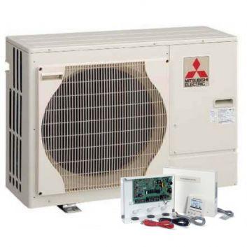 POMPA DI CALORE ARIA-ACQUA MITSUBISHI ELECTRIC MONOBLOCCO PACKAGED PUHZ-W50VHA2
