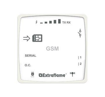 MODULO PER CONTROLLO REMOTO TRAMITE SISTEMA GSM E ANTENNA
