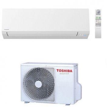 CLIMATIZZATORE CONDIZIONATORE TOSHIBA INVERTER SERIE SHORAI EDGE RAS-B13N4KVSG-E/B13J2KVSG-E 13000 BTU/H CLASSE A+++ GAS R 32 WI FI