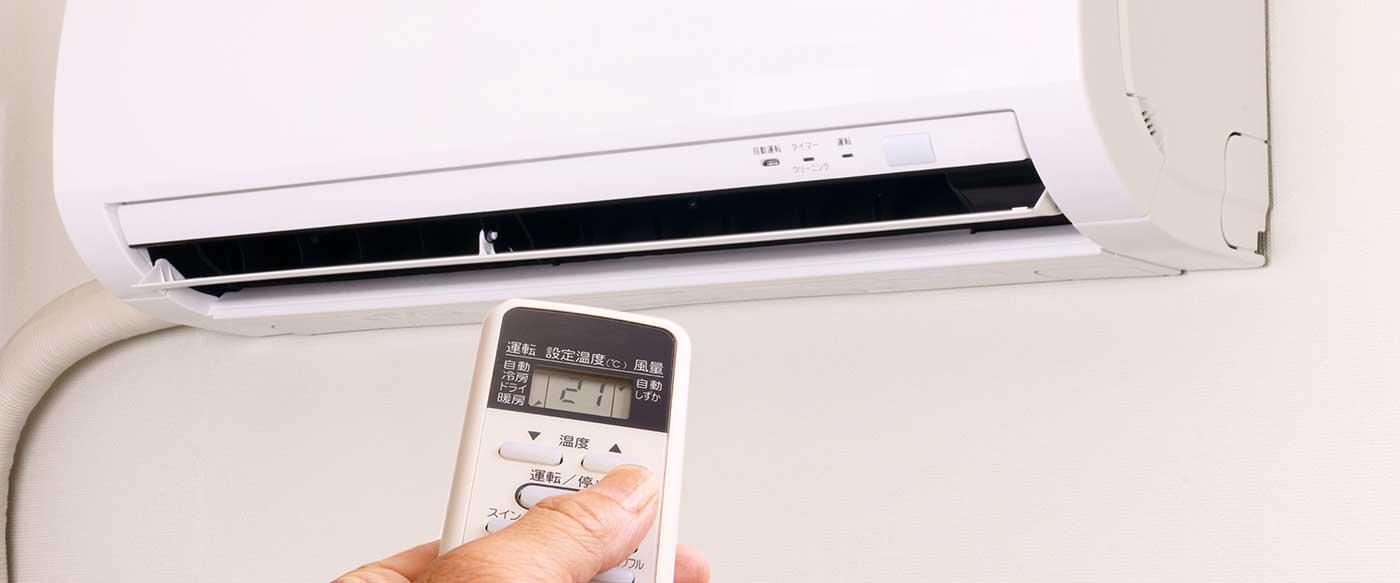 climatizzatori mono split d'aria fissi