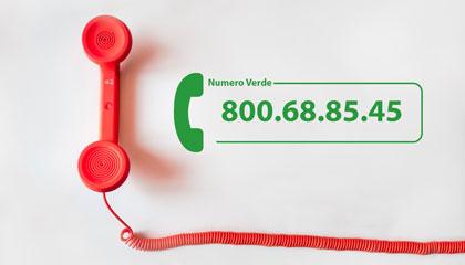 Numero Verde Servizio Clienti